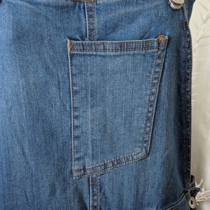 Dollhouse Jeans - Dollhouse  Blue Jeans Overalls
